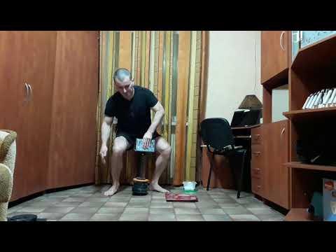 Anton Naumtsev INGOT LIFT(LH) - 21,2 kg