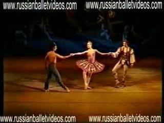 Le Corsaire - Anastasia Volochkova, Andrei Batalov, Nikita Scheglov (Mariinsky)