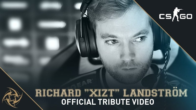 Richard Xizt Landström – Official Tribute Video by NiP akidos