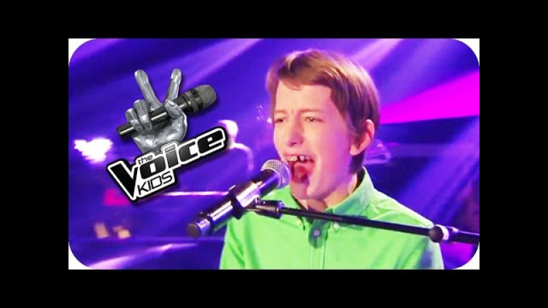 Jerry Lee Lewis - Great Balls Of Fire (Tilman) | The Voice Kids 2015 | Blind Auditions | SAT.1