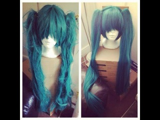 How To Restore Your Cosplay Wig