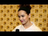 Ender's Game Star Hailee Steinfeld on Working With Harrison Ford | Comic-Con 2013