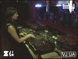 Xenia Beliayeva - Кazantip Z18 - videoinstallation VJUA - Kiss FM Dance Floor