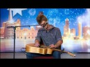 Owen Campbell Angry Busker Australia's Got Talent 2012 audition 3 FULL