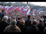 23 февраля 2014. Севастополь. Митинг Народной Воли Севастополь 23 февраля 2014 года