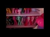 Моя коллекция Май литл пони/My collection MyLittlePony
