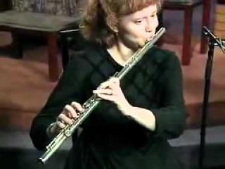 Adagio Trio Greensleeves harp, flute, cello