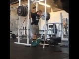 """I Love Powerlifting on Instagram: """"Том Мартин приседает 305 кг без экипировки и бинтов Личный рекорд! На данный момент лучшее по движениям :  Присед 305 кг Жим лежа 192,5 кг…"""""""