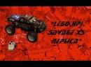 Lego HPI Savage XS Replica