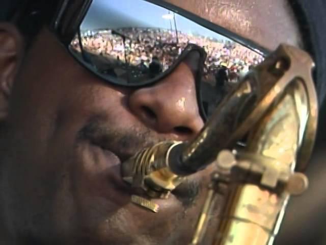 Branford Marsalis - Full Concert - 08/26/87 - Newport Jazz Festival (OFFICIAL)