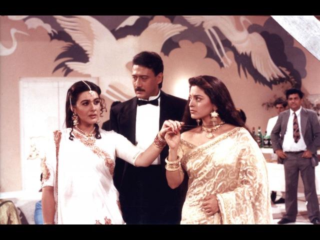 Aaina Hai Mera Chehra Full Song Aaina Jackie Shroff Juhi Chawla Amrita Singh