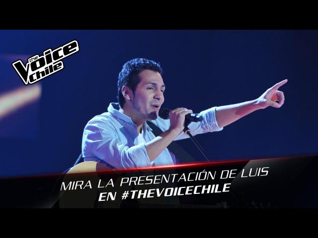 Под настроение Шоу Голос Чили Луис Лайсека с песней Всё ещё жив The Voice Chile 2015 Luis Layseca sings Stayin' Alive оригинал Bee Gees