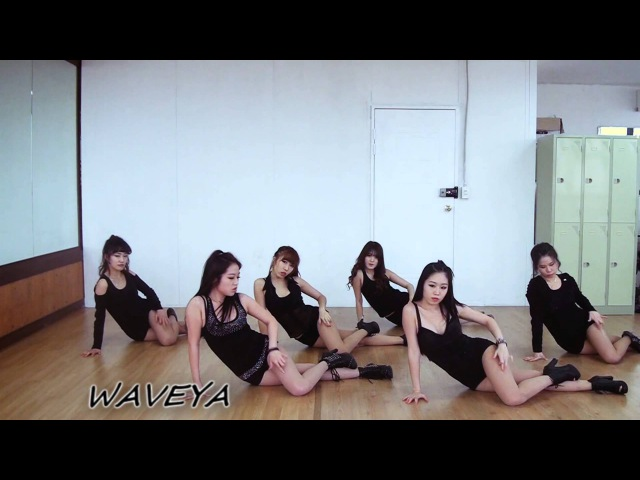 Girl's Day (걸스데이) Expect Me 기대해 Cover Dance by Waveya 웨이브야