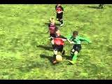 6 летний мальчик играет в футбол лучше самого лучшего футболиста мира!приколь vksaved ru