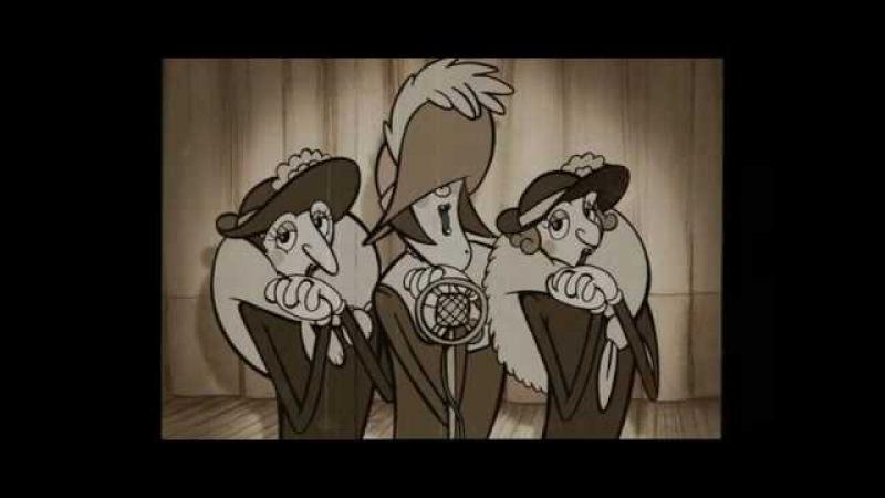 The Triplets of Belleville (2003) - Belleville Rendez-vous