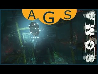 Soma Gameplay PC Part 5 Ackers and the WAU Take Over Theta