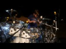 Igor Falecki (12y) Eric Moore - chops before clinic ,dw drums
