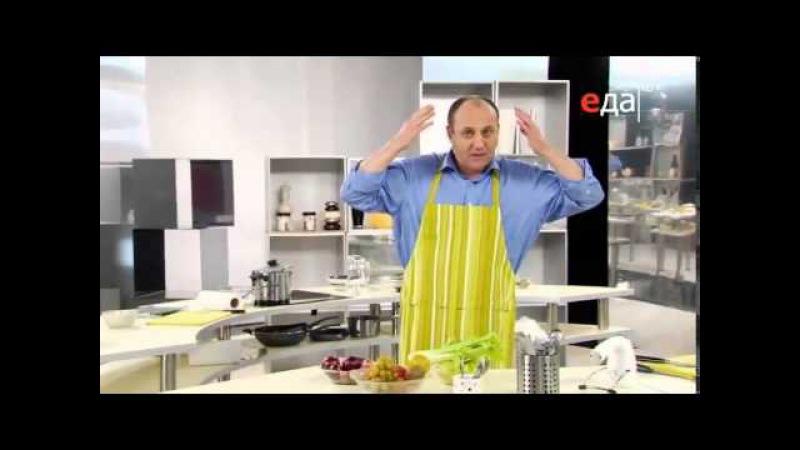 Гороховый суп - рецепт приготовления от шеф-повара Илья Лазерсон Обед безбрачия русская кухня