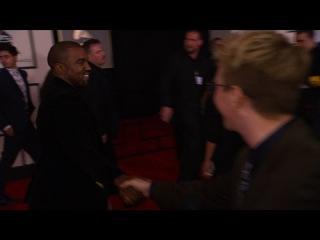 GRAMMY Awards - Close Encounter of the Kanye Kind