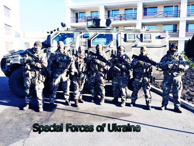 SWAT Ukraine (Спецназ України)