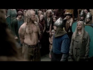 Нормально исполнил)) Казнь. отрывок из сериала Викинги Vikings (сериал 2013 – ...)