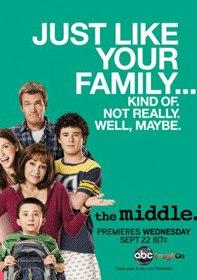 Бывает и хуже / Радости семейной жизни / The Middle (Сериал 2009-2015)