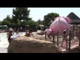 Aquafan Giochi per Bambini - Piscina dellElefantino