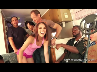 Massive facials 2 - scene 2 - kristina rose | gang bang bukkake facefuck blowbang anal throat