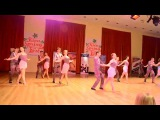 KSF '15 - Mambo Dance Class - Bachata team