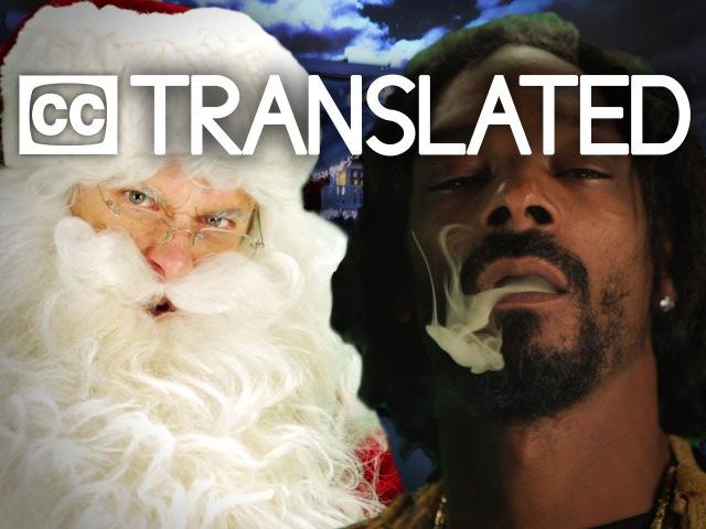 [TRANSLATED] Moses vs Santa Claus. Epic Rap Battles of History. [CC]
