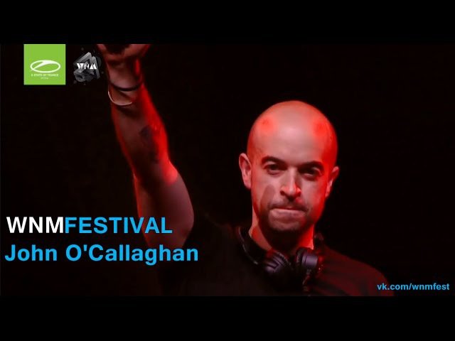 John O'Callaghan - A State Of Trance Festival Mexico (10.10.2015) vk.com/wnmfest