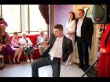 Парень отжигает на свадьбе! Отпад!