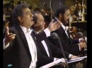 O' Sole Mio Carreras Domingo Pavarotti Los Angeles 1994 Emozionare Scherzando