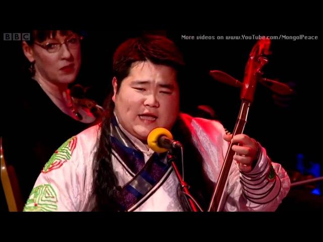 Khusugtun - Mongolian music in London - BBC Proms 2011 Human Planet