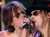 Aerosmith and Kid Rock --