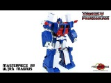 Video Review of the Takara MP-22 Masterpiece Ultra Magnus