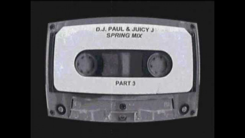 DJ Paul Juicy J - Runnin' Lip Ft. Scanman, K-Rock MC Mack (1995) Memphis,TN -{Remastered}-