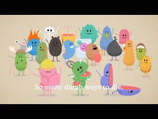 [LDD] Dumb Ways to Die [English Cover]