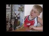 Обзор LEGO 10243 Парижский ресторан CREATOR EXPERT