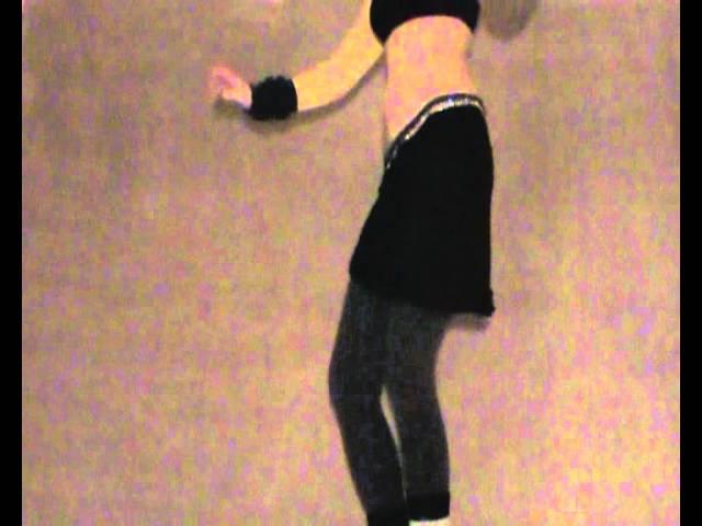 Танец живота.Обучение.Основная тряска ( от EHABY)
