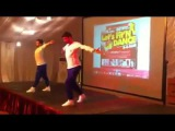 carlos ramirez fares soltani aerobic dance