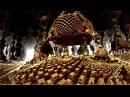 Orion - Spacy Trip - 3d fractal zoom - electronic Soundscape