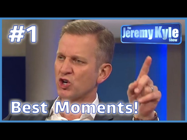 Jeremy Slams Audience For Laughing At Domestic Abuse Victim | Jeremy Kyle