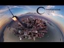 Explore the world with IM360 - крутое видео с высоте птичьего полета на Землю