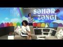 Shole Sefereliyeva APA TV Seher Zengi programi