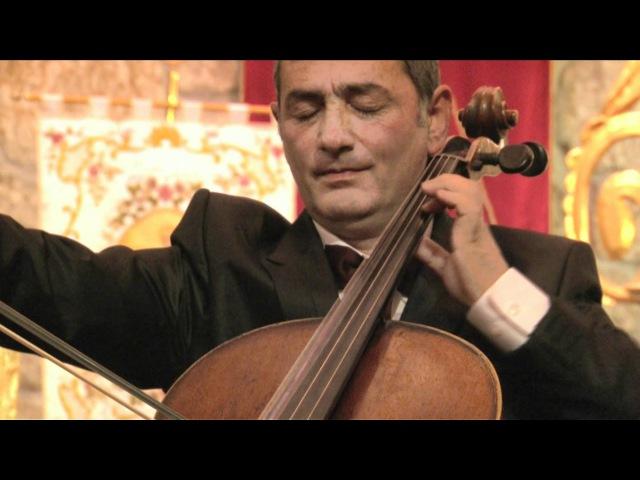 08 Malagueña de I.Albéniz. A. Antonian (cello) y J.A. Álvarez Parejo (piano)
