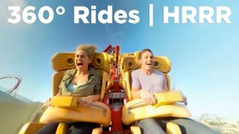 Hollywood Rip Ride Rockit | Universal 360° Attractions