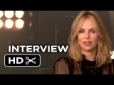 Mad Max Fury Road Interview - Charlize Theron (2015) - Tom Hardy Action Movie HD