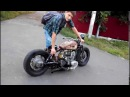 Ural bobber ( Rebel Yell )