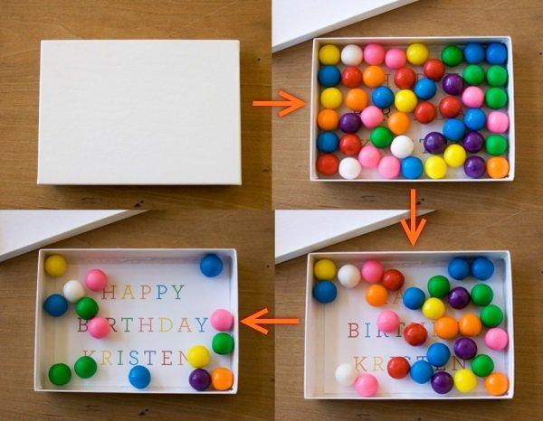 Идеи подарков на день рождения подруге своими